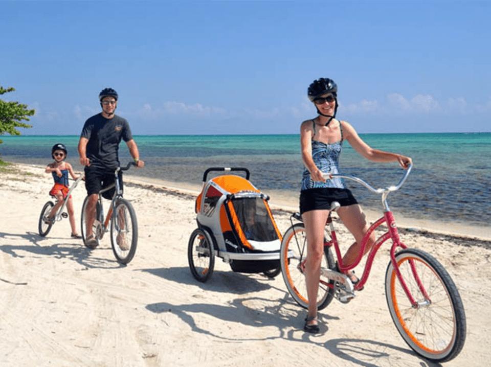 fiets vakantie reizen