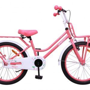 AMIGO Magic 18 Inch 26 cm Meisjes Terugtraprem Roze