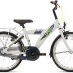 Bike Fun Urban 20 Inch 33 cm Jongens Terugtraprem Grijs