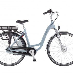 Dutchebike Touring II 28 Inch 50 cm Dames 7V Rollerbrake Lichtblauw