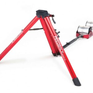 Feedback Fietstrainer Omnium Track Trainer (zonder weerstand) Unisex Rood