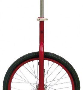 Fun Eenwieler 20 Inch 46 cm Unisex Rood