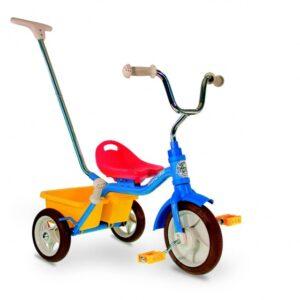 Italtrike colorama passenger driewieler Junior Blauw