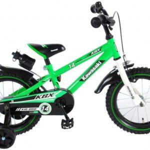 Kawasaki kinderfiets 14 Inch 23