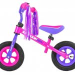 Milly Mally loopfiets Dragon Air 10 Inch Junior Roze/Paars