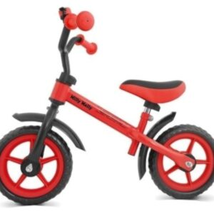 Milly Mally loopfiets Dragon Junior Rood