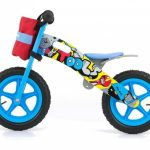 Milly Mally loopfiets King Bob 12 Inch Junior Blauw