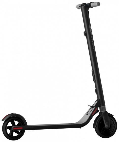 Ninebot KickScooter ES1 Unisex Trommelrem Zwart