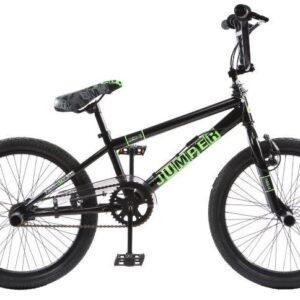 Winner BMX fiets 20 Inch 44 cm Unisex V-Brake Zwart