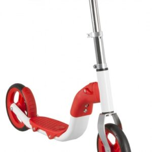 Anlen Loopfiets en Step 2in1 Junior Rood/Wit