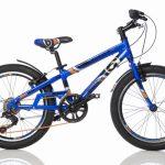 Aurelia Fast Boy 20 Inch 25 cm Jongens 6V V-Brake Blauw