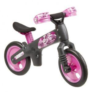 Bellelli Bbip 12 Inch Junior Zwart/Roze