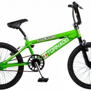 Bike Fun Tornado 20 Inch 55 cm Junior V-Brake Groen