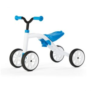 Chillafish Quadie loopfiets Junior Wit/Blauw