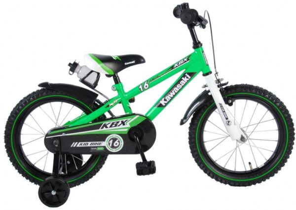 Kawasaki kinderfiets 16 Inch 25
