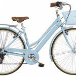 MBM Boulevard 28 Inch 43 cm Dames 18V V-Brake Lichtblauw