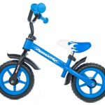 Milly Mally loopfiets Dragon Junior Blauw