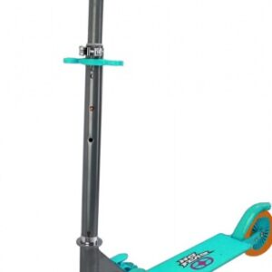 No Fear Scooter Stuntstep Junior Voetrem Turquoise