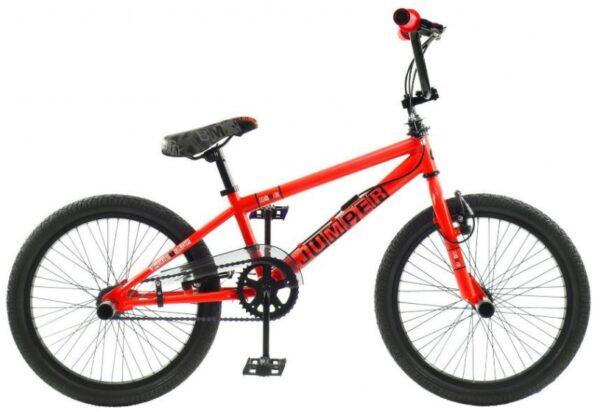 Winner BMX fiets 20 Inch 44 cm Unisex V-Brake Rood
