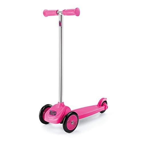Xootz Xoo Mini Tri step Meisjes Voetrem Roze