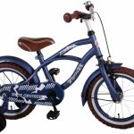 Yipeeh Blue Cruiser 14 Inch 23
