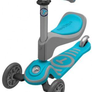 smarTrike Scooter T1 step Junior Blauw