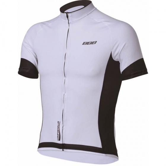 BBB fietsshirt ComfortFit heren wit maat XXL