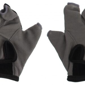 Bicycle Gear Fietshandschoenen Unisex Grijs / Zwart Maat S