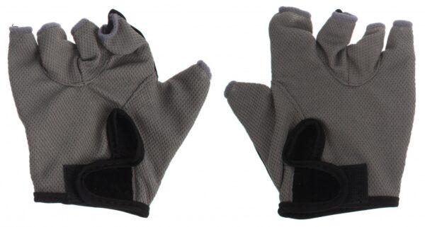 Bicycle Gear Fietshandschoenen Unisex Grijs / Zwart Maat XL
