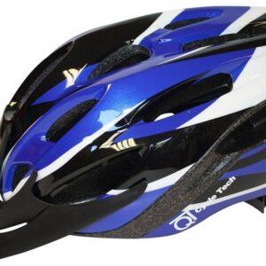 Cycle Tech fietshelm Spark blauw 54/58 cm
