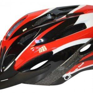 Cycle Tech fietshelm Spark rood 58/61 cm