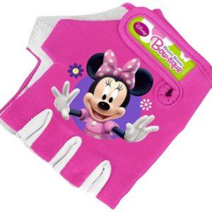 Disney fietshandschoenen Minnie Mouse meisjes roze maat 7