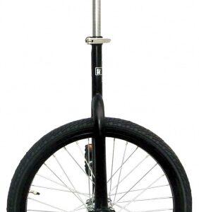 Fun Eenwieler 20 Inch 46 cm Unisex Zwart