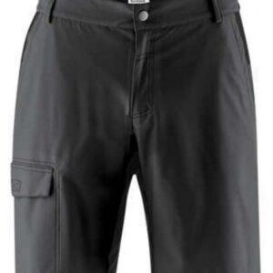 Gonso fietsbroek kort Arico heren zwart maat XL