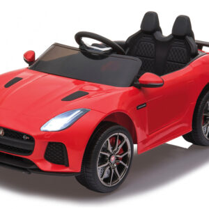 Jamara ride-on Jaguar F-type SVR Junior Rood