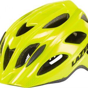 Lazer fietshelm Beam unisex geel/zwart maat 55-59 cm
