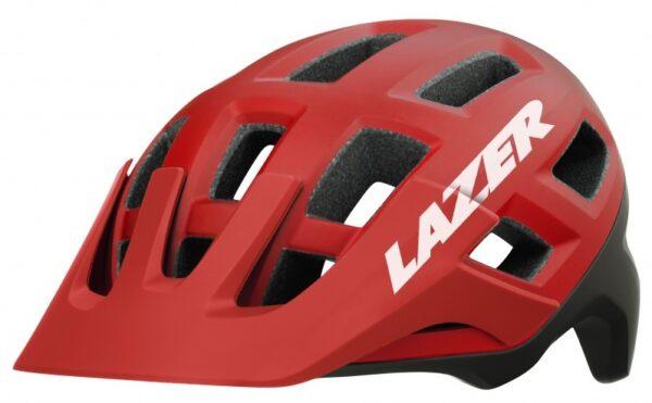 Lazer fietshelm Coyote Mips unisex rood/zwart maat 55-59 cm