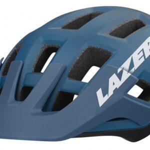 Lazer fietshelm Coyote unisex blauw maat 52-56 cm
