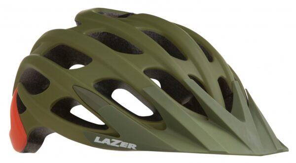 Lazer fietshelm Magma+ Xtra unisex kaki maat 55-59 cm