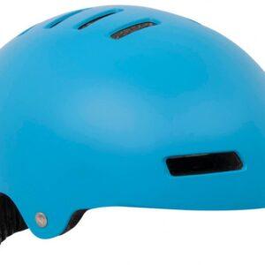 Lazer fietshelm One+ BMX Mips unisex blauw maat 58-61 cm
