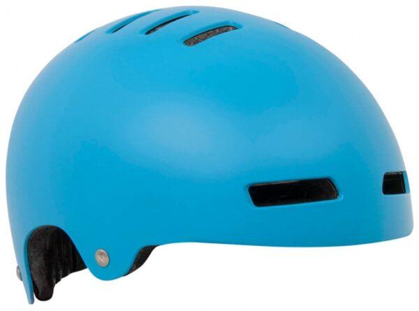 Lazer fietshelm One+ BMX unisex blauw maat 55-59 cm