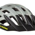 Lazer fietshelm Roller MTB unisex grijs maat L