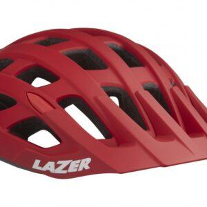 Lazer fietshelm Roller MTB unisex matrood maat M