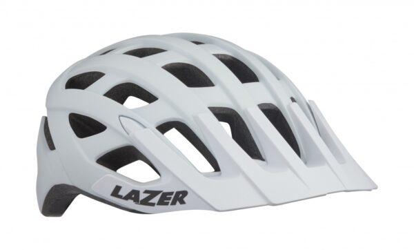 Lazer fietshelm Roller MTB unisex wit maat L