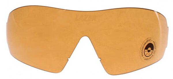 Lazer lens fietsbril M1-S (metalen neusstuk) fotochromisch bruin