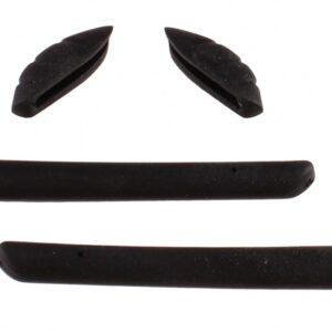 Lazer reserveset fietsbril AR2 zwart