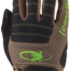 Lizard Skins fietshandschoenen Monitor AM bruin/zwart mt 9