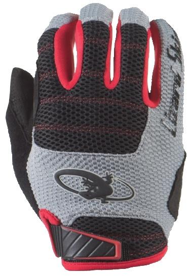 Lizard Skins fietshandschoenen Monitor AM zwart/grijs mt 12