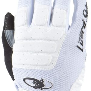 Lizard Skins fietshandschoenen Monitor HD wit/grijs mt 8