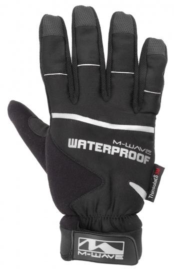 M-Wave Fietshandschoenen Alaska Zwart Maat 11